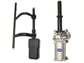 Pneumatic power swing-out door system(SOD100P)