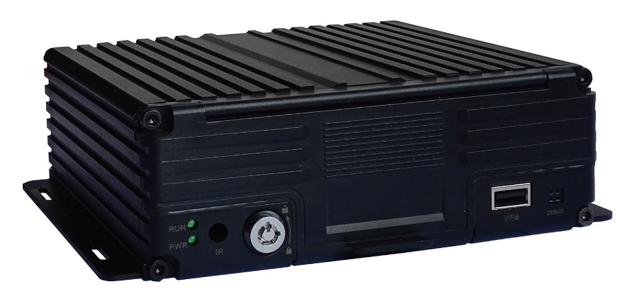 TR5708 AHD High-definition on-board DVR (8 inputs 1080N hard disk)