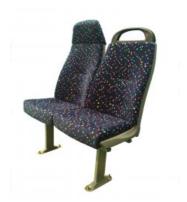 Aluminium-plastic series seats