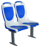D/L series injection molding seats